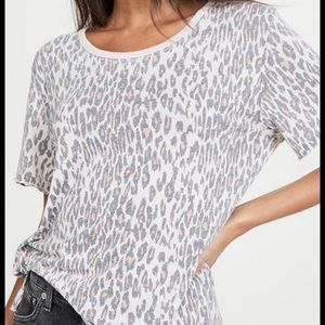 Free people cheetah top